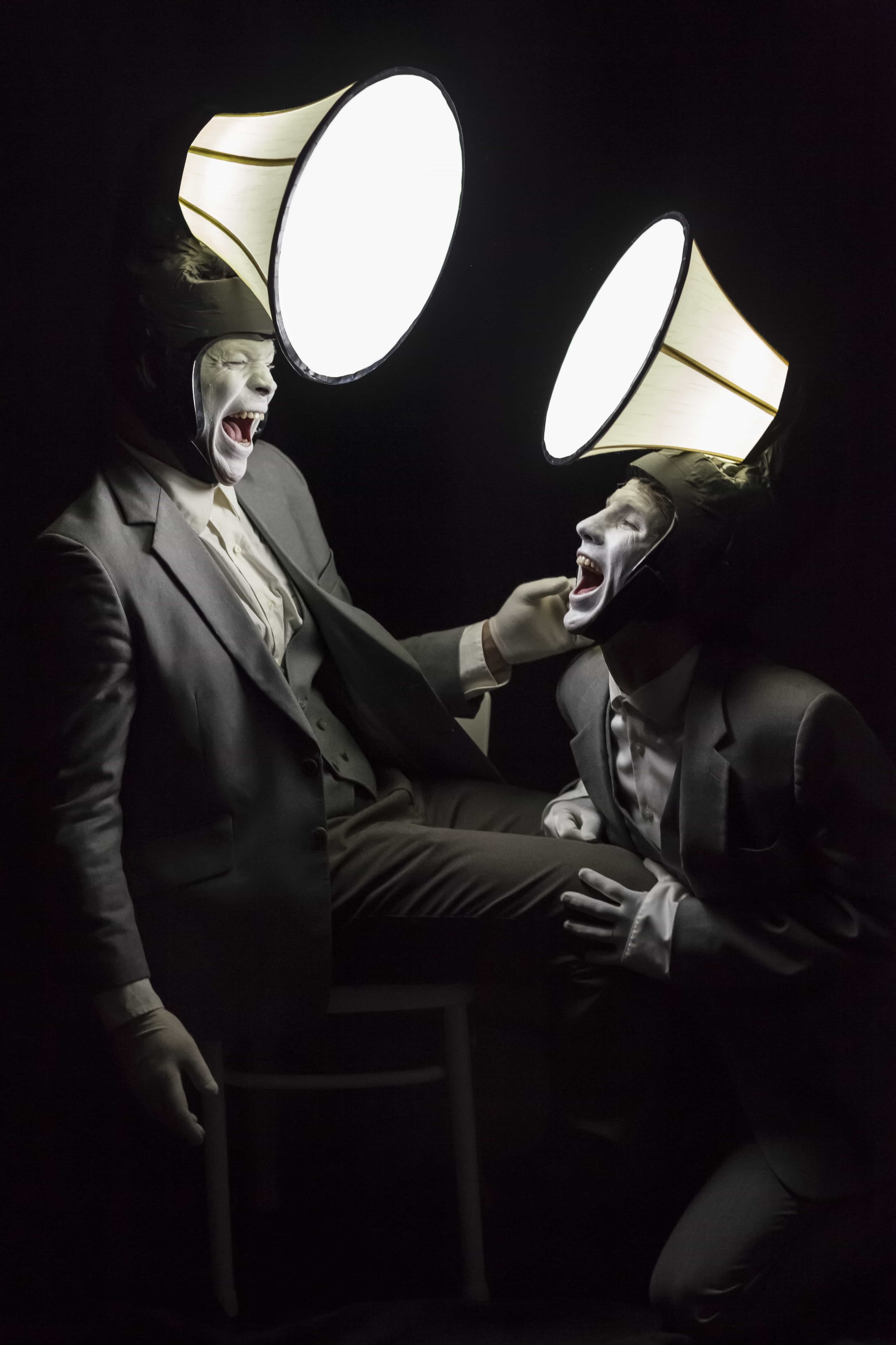 James & Jamesy in the Dark – photo 10