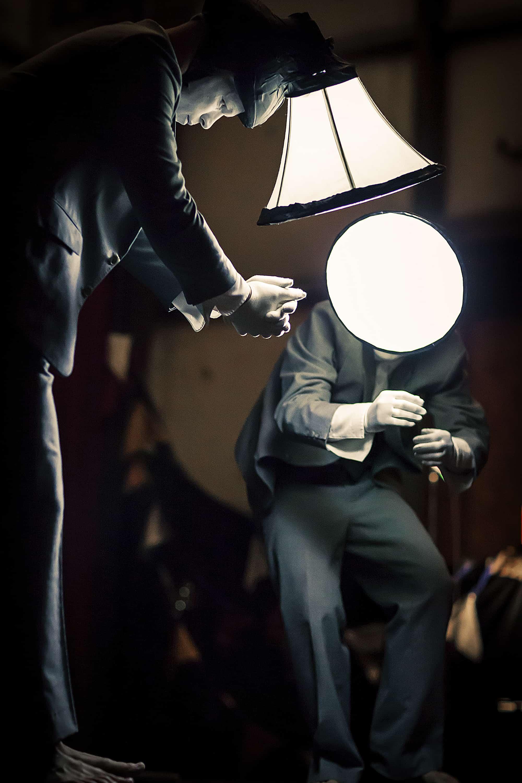 James & Jamesy in the Dark – photo 11