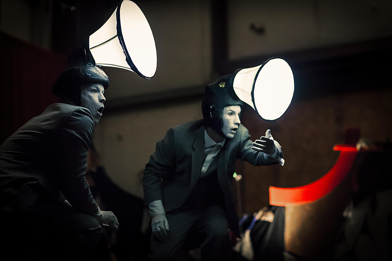 James & Jamesy in the Dark – photo 12