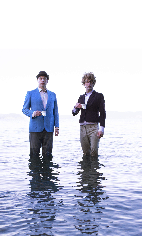 James & Jamesy in High Tea – photo 1